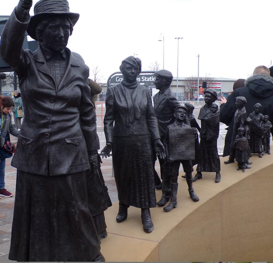 womens day cropped mary barbour statue image