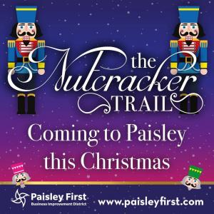 The Paisley First Nutcracker Trail